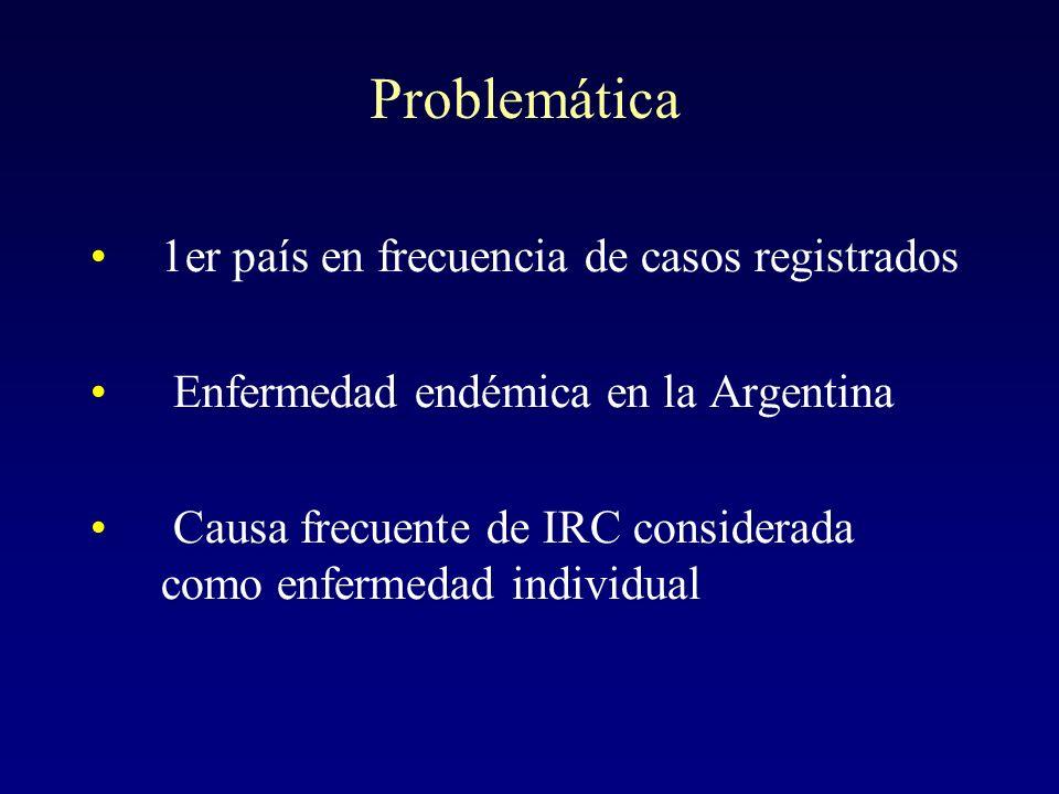 Problemática 1er país en frecuencia de casos registrados