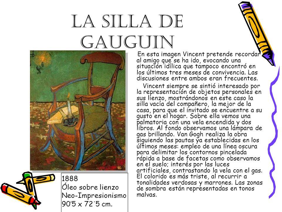 LA SILLA DE GAUGUIN