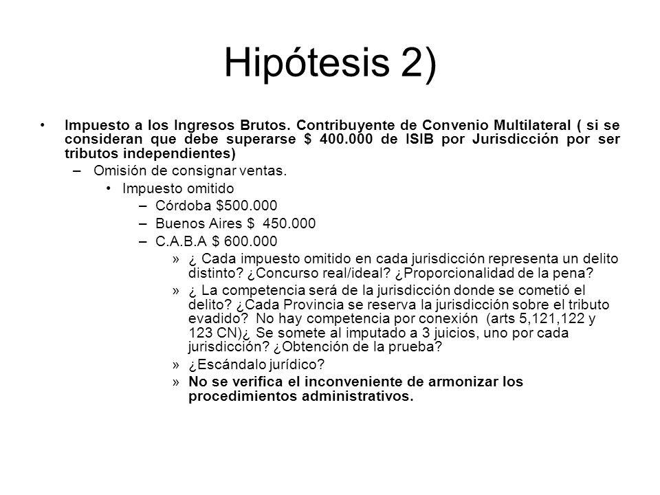 Hipótesis 2)