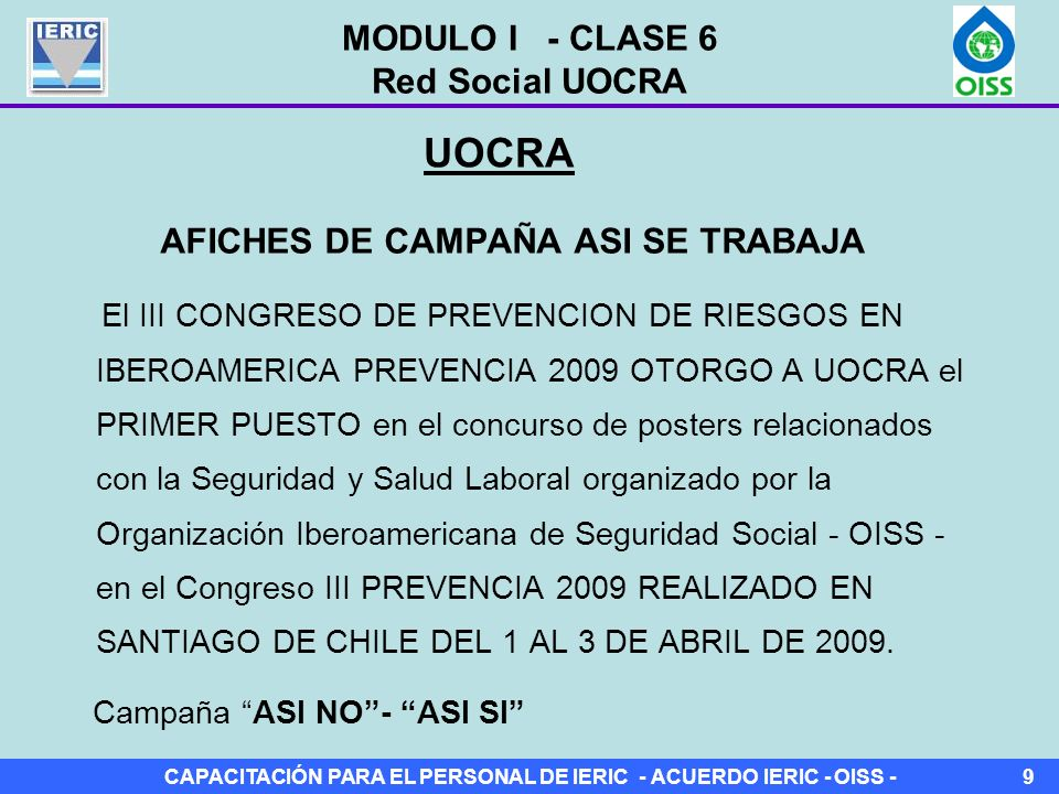 AFICHES DE CAMPAÑA ASI SE TRABAJA