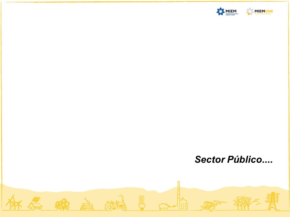 Sector Público....