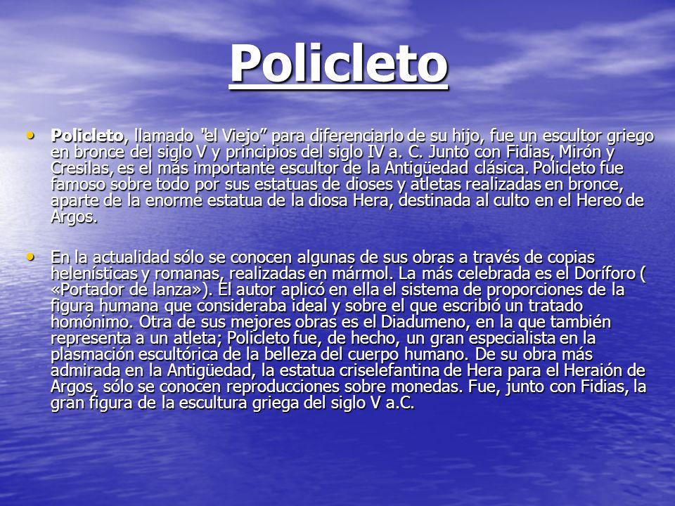 Policleto