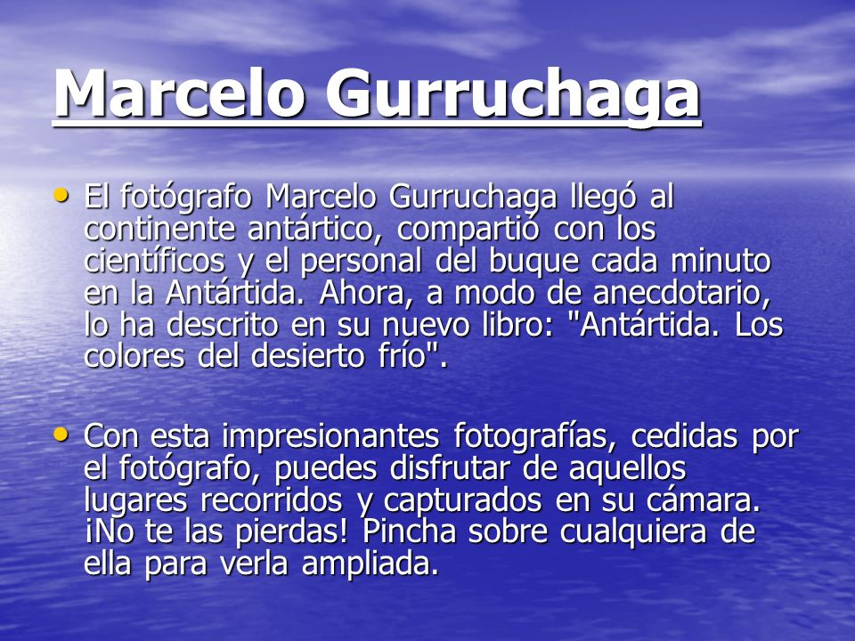 Marcelo Gurruchaga