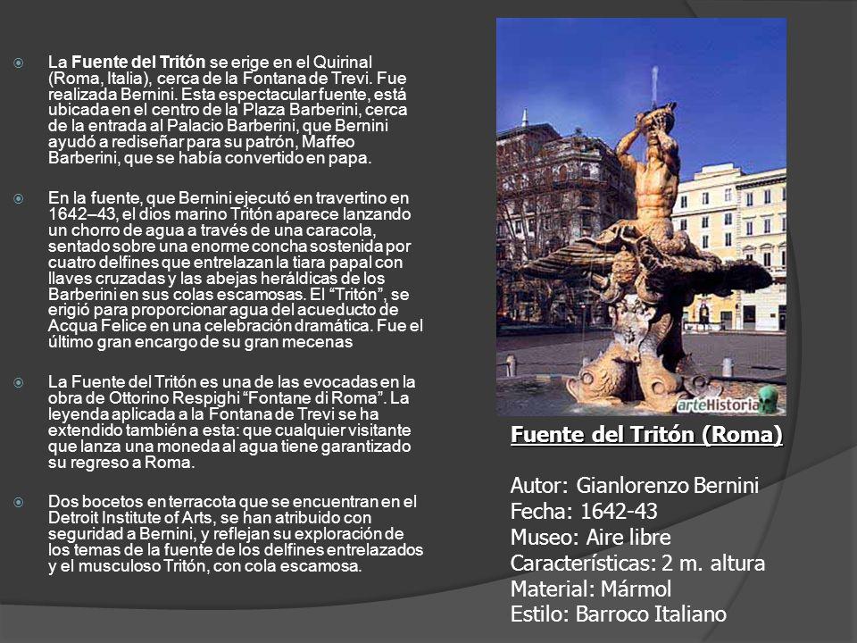 Fuente del Tritón (Roma)