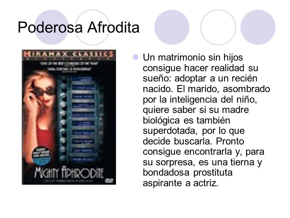 Poderosa Afrodita