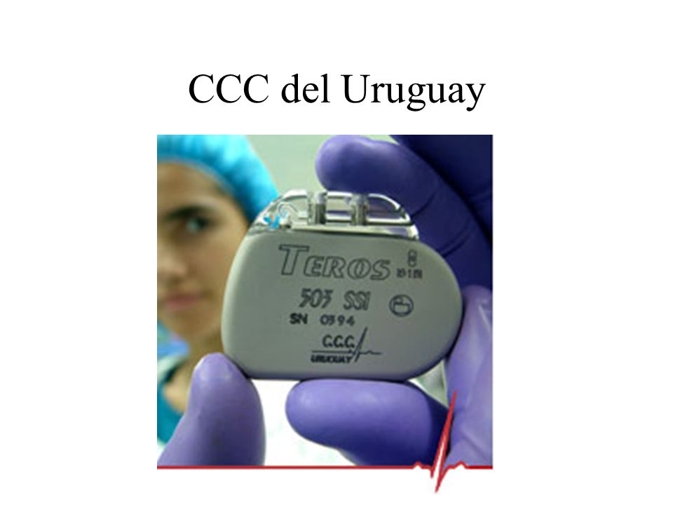 CCC del Uruguay
