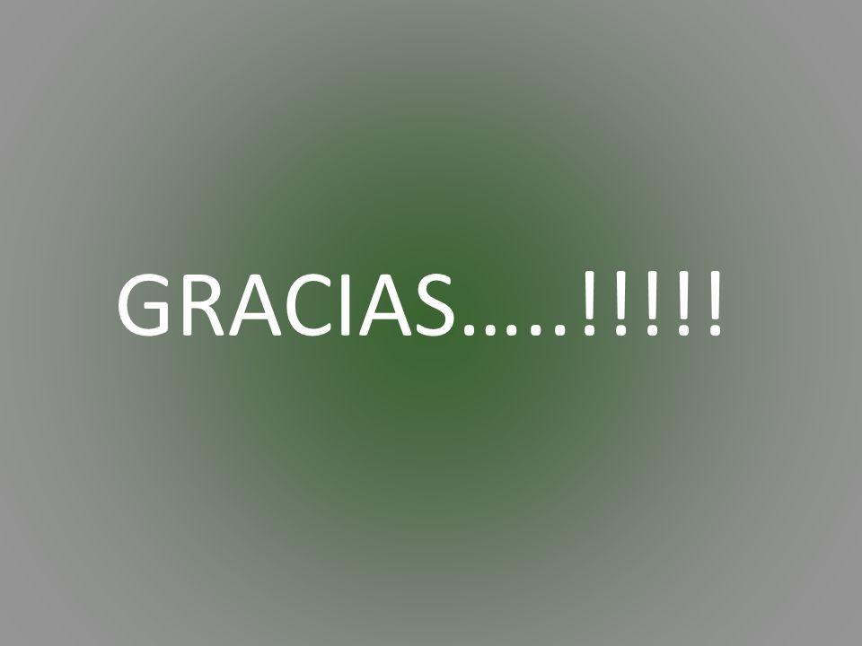 GRACIAS…..!!!!!