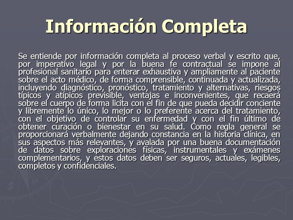 Información Completa