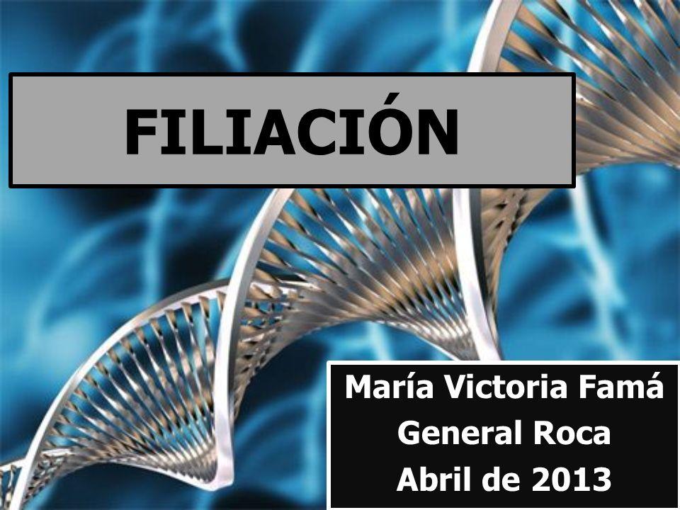 María Victoria Famá General Roca Abril de 2013