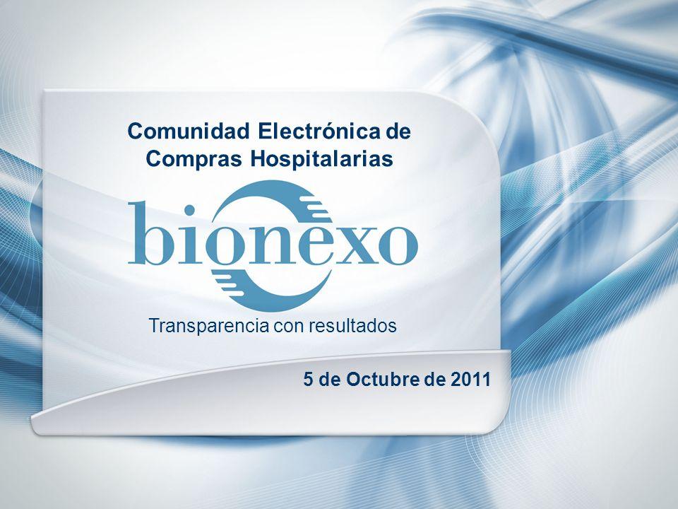 Comunidad Electrónica de Compras Hospitalarias