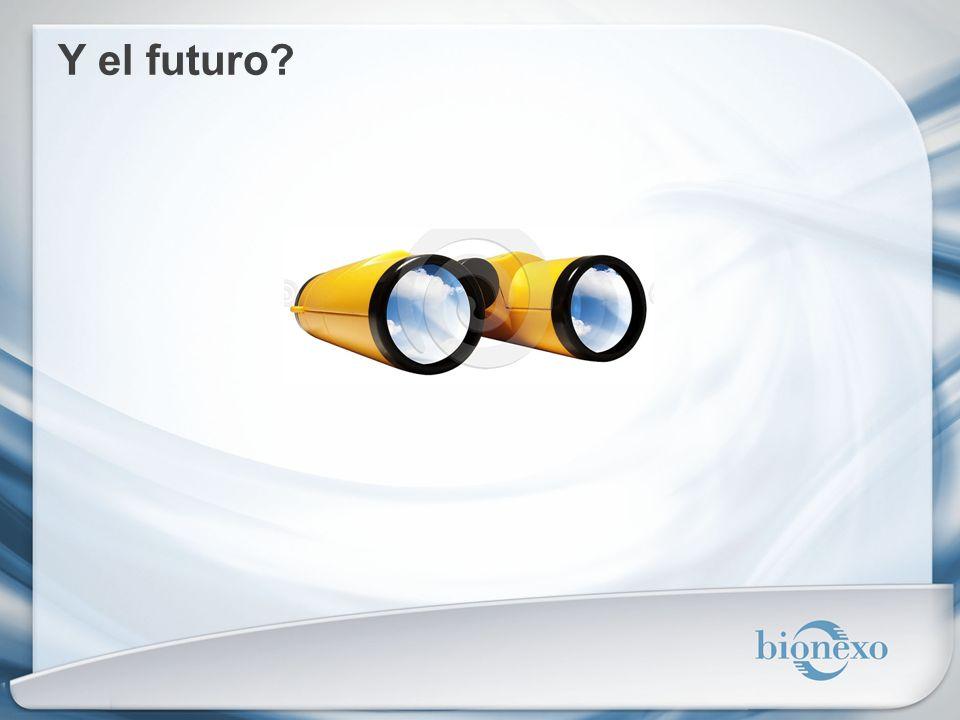 Y el futuro E como estamos nos preparando para o futuro