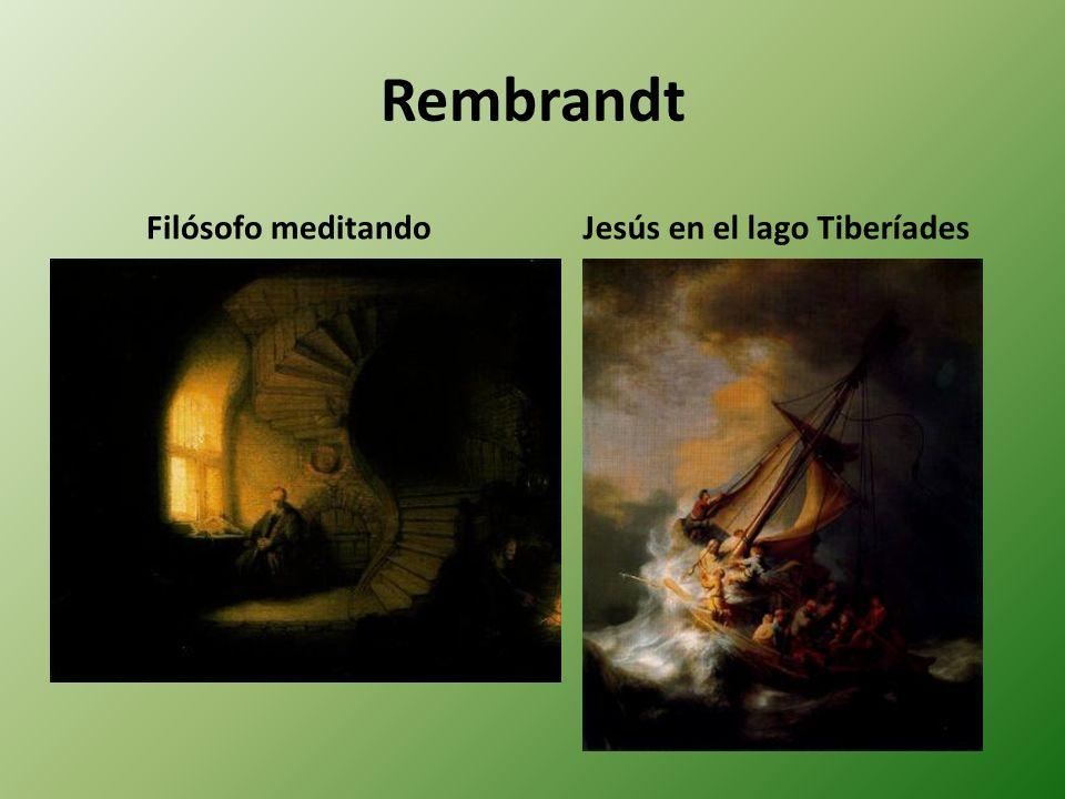 Jesús en el lago Tiberíades