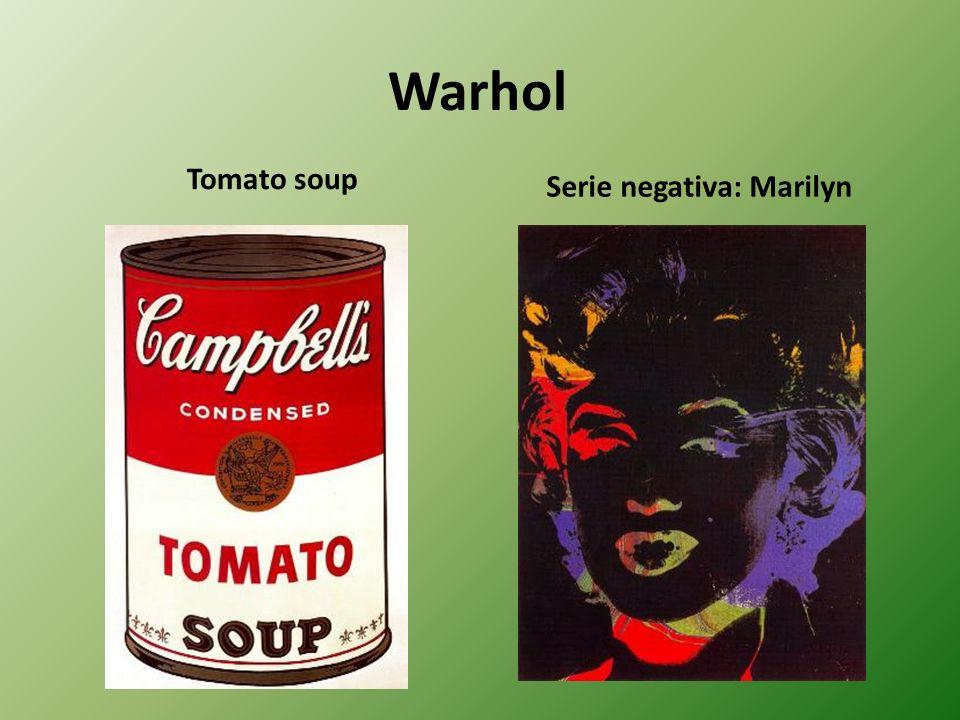 Serie negativa: Marilyn