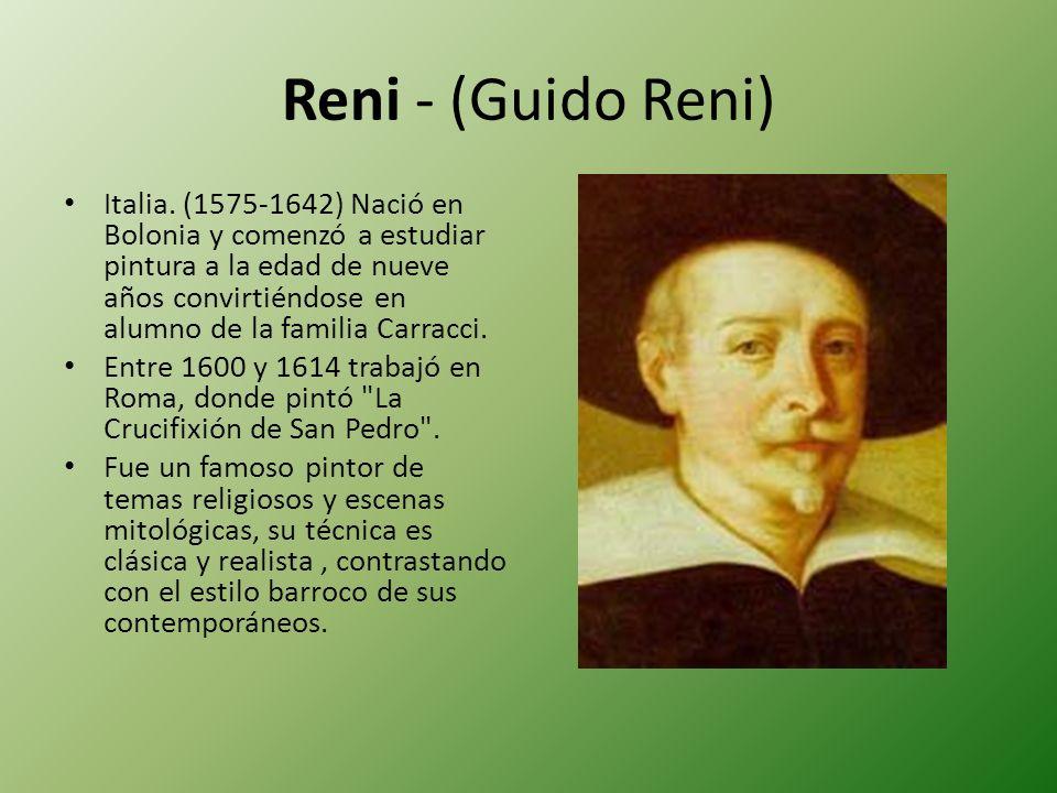 Reni - (Guido Reni)