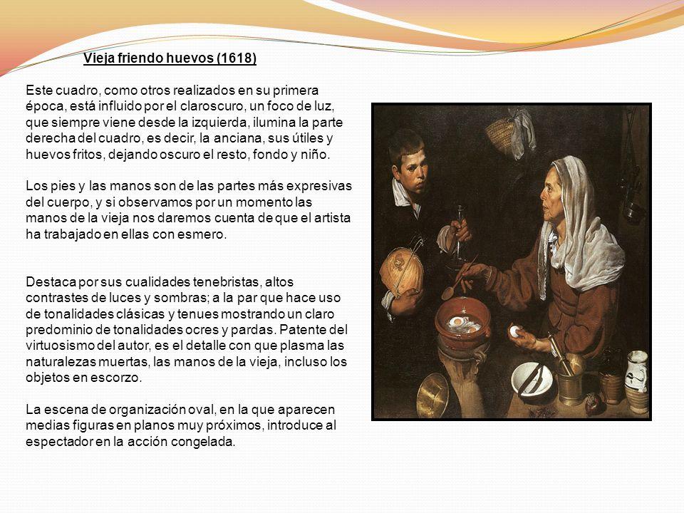 Vieja friendo huevos (1618)