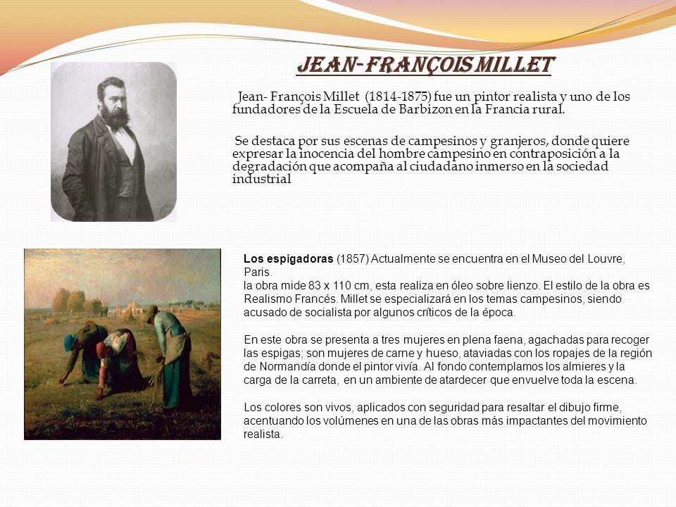 Jean- François Millet