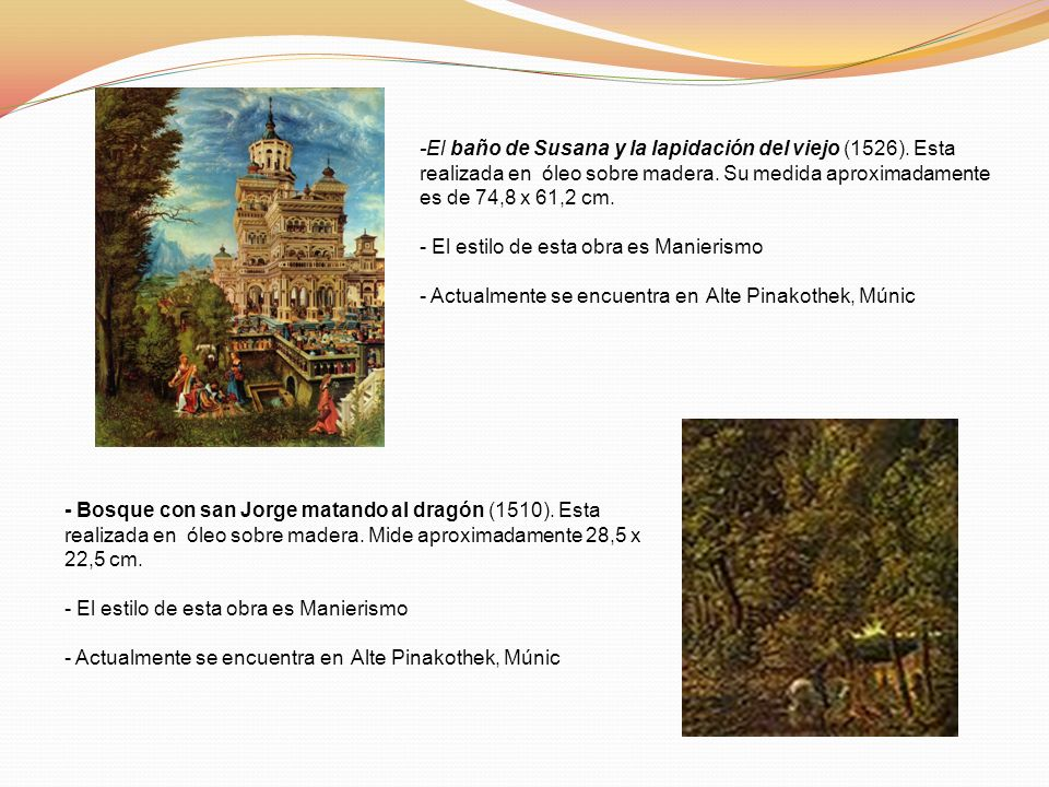 -El baño de Susana y la lapidación del viejo (1526)