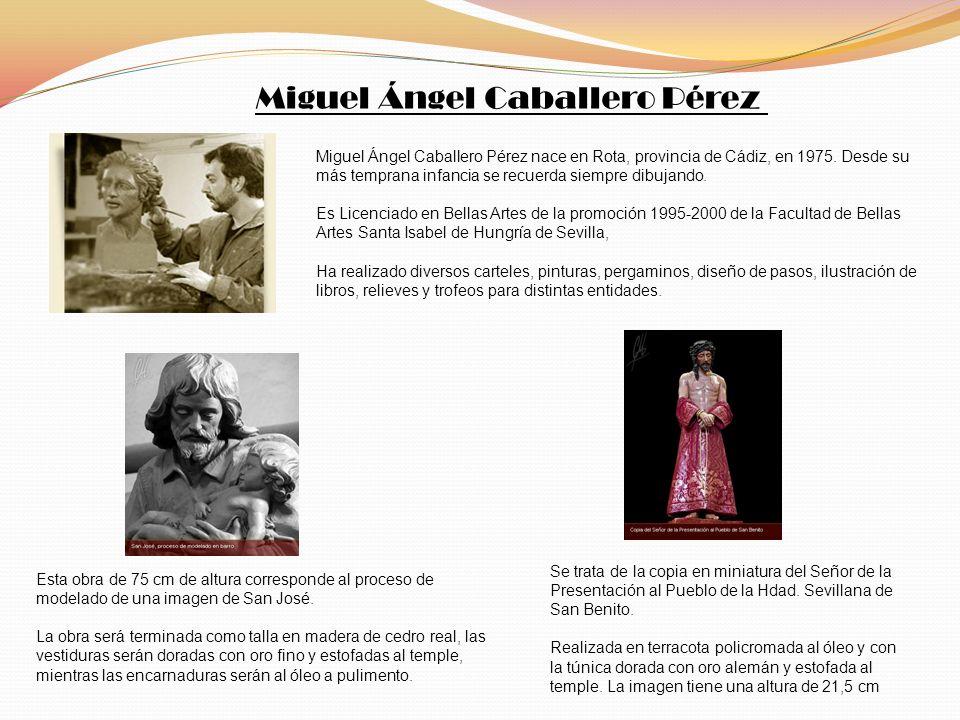 Miguel Ángel Caballero Pérez