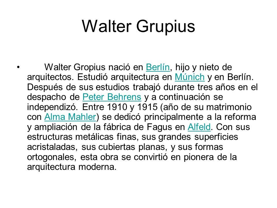 Walter Grupius