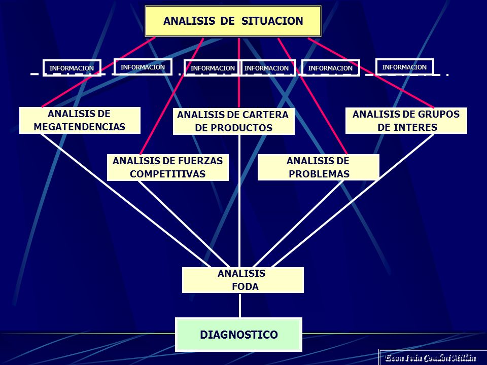 ANALISIS DE SITUACION DIAGNOSTICO