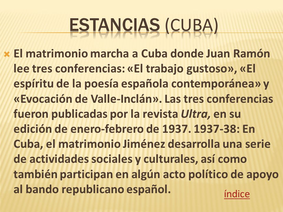 Estancias (Cuba)