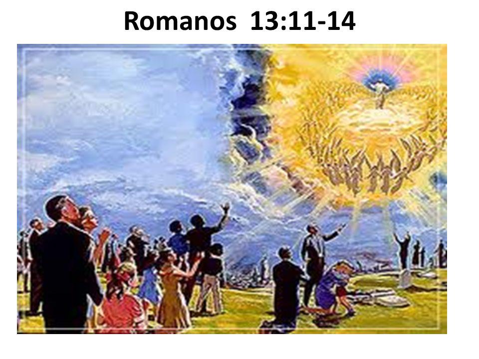 Romanos 13:11-14