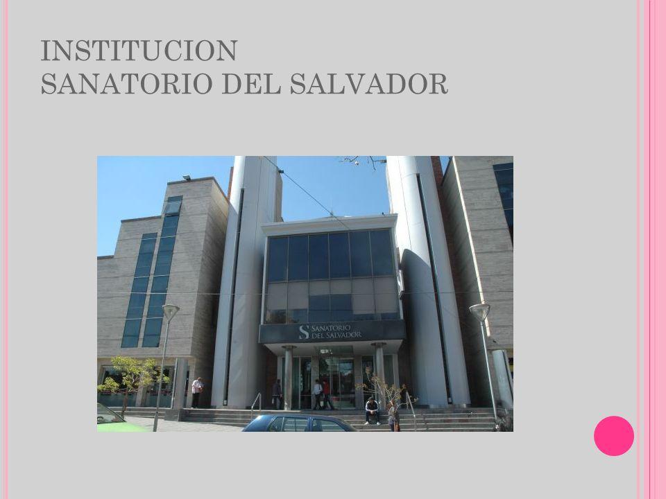 INSTITUCION SANATORIO DEL SALVADOR