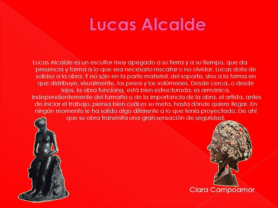Lucas Alcalde Clara Campoamor