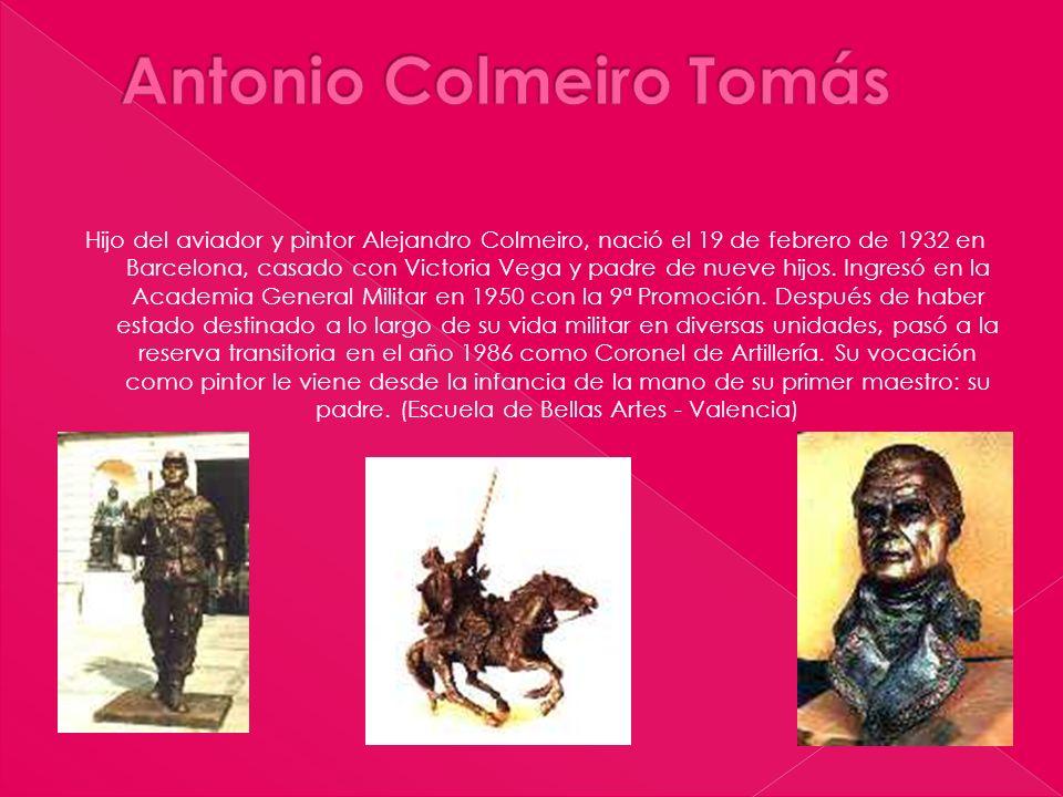 Antonio Colmeiro Tomás