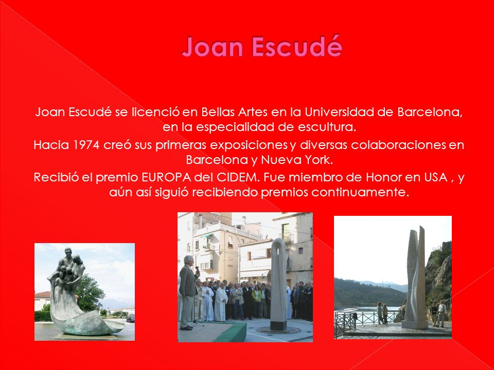 Joan Escudé