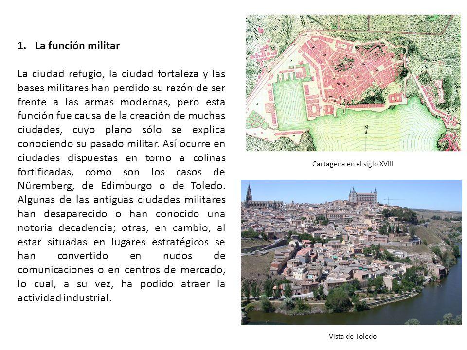 Cartagena en el siglo XVIII