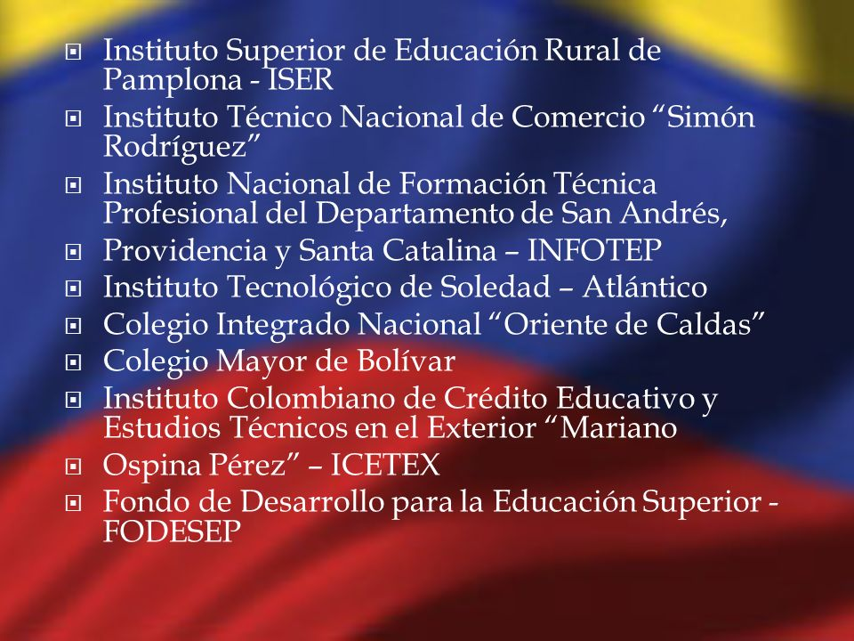Instituto Superior de Educación Rural de Pamplona - ISER