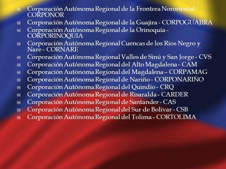 Corporación Autónoma Regional de la Frontera Nororiental - CORPONOR