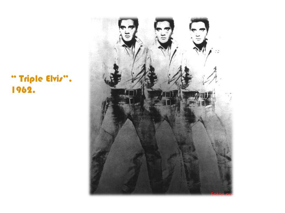 Triple Elvis . 1962.