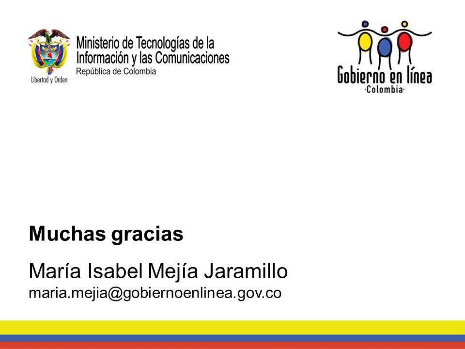 María Isabel Mejía Jaramillo