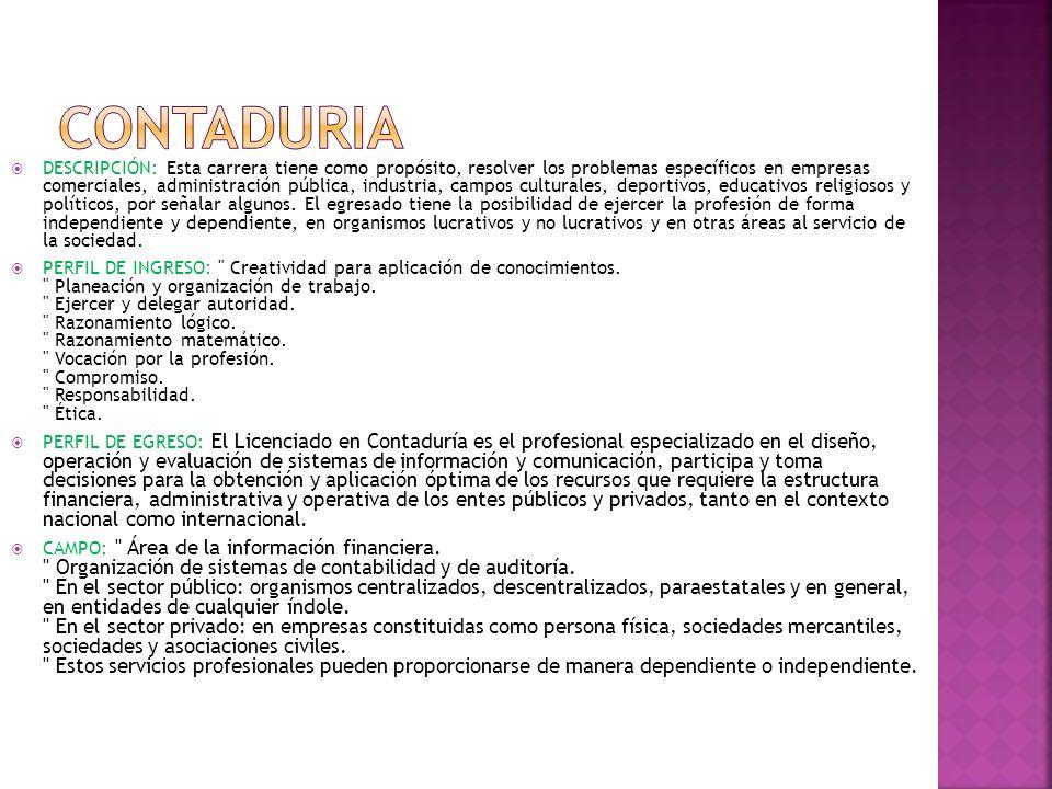CONTADURIA