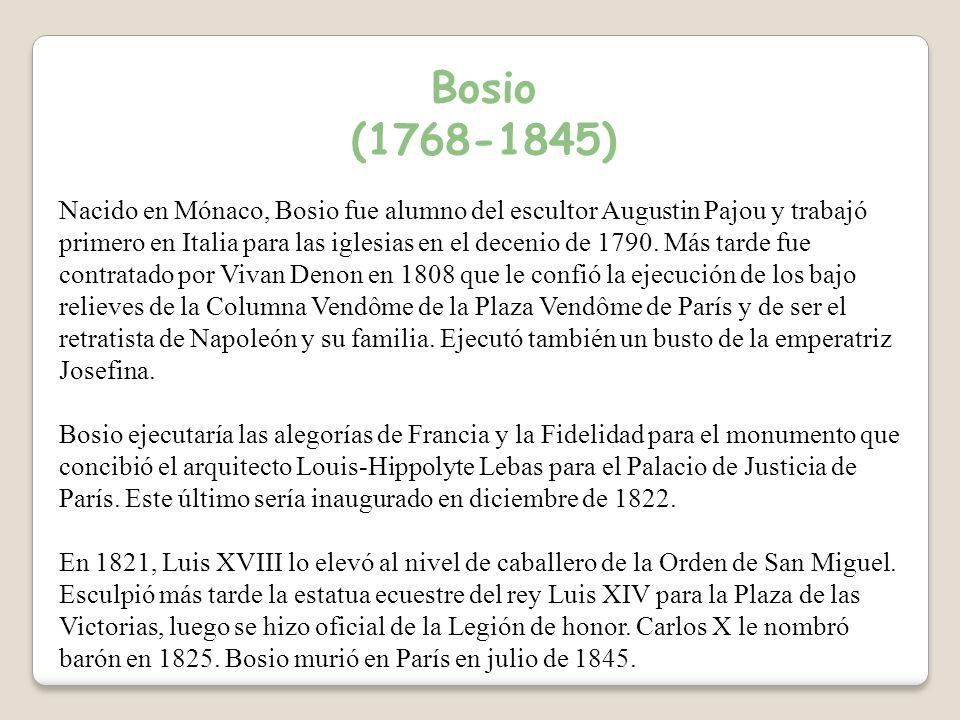 Bosio (1768-1845)