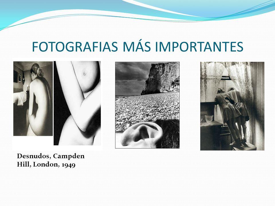 FOTOGRAFIAS MÁS IMPORTANTES