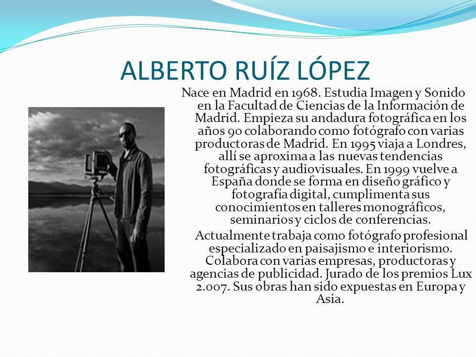 ALBERTO RUÍZ LÓPEZ