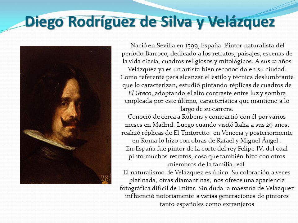 Diego Rodríguez de Silva y Velázquez