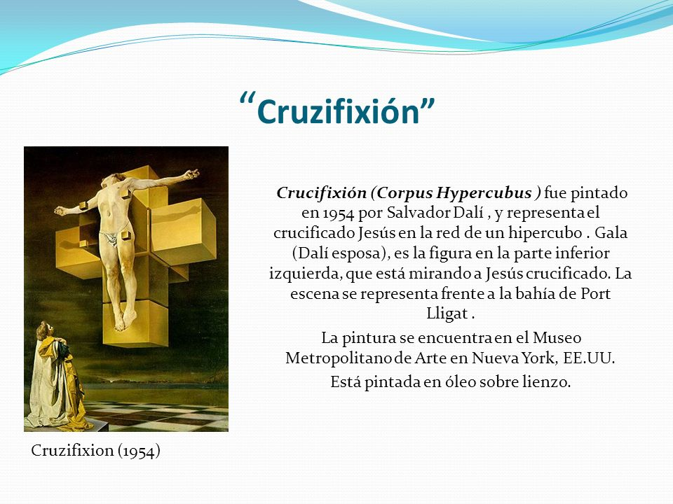 Cruzifixión
