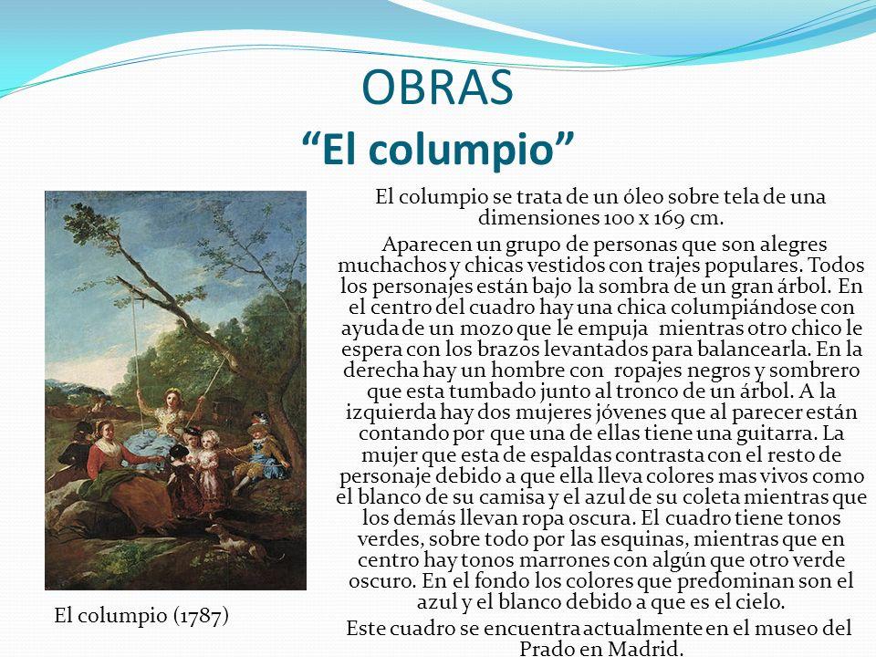 Este cuadro se encuentra actualmente en el museo del Prado en Madrid.