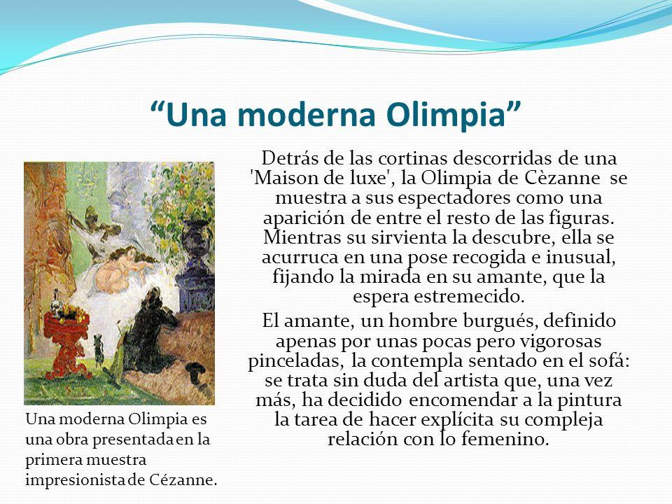 Una moderna Olimpia