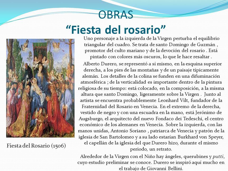 OBRAS Fiesta del rosario