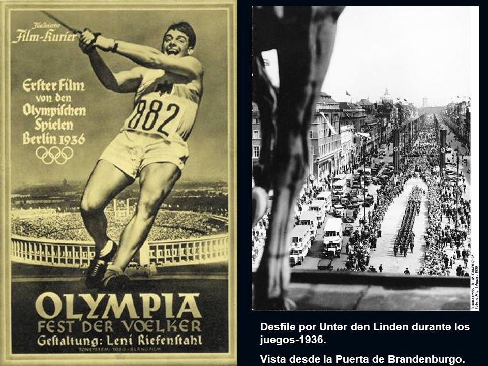 Otra leyenda urbana es que los juegos fueron una humillación para el régimen nazi porque algunos atletas negros consiguieron un gran número de medallas, pero la competencia no fue así, ya que Alemania país recogió más medallas que los demás países (33 medallas de oro frente a las 24 de los EEUU) y Hitler se mostró satisfecho con el resultado.