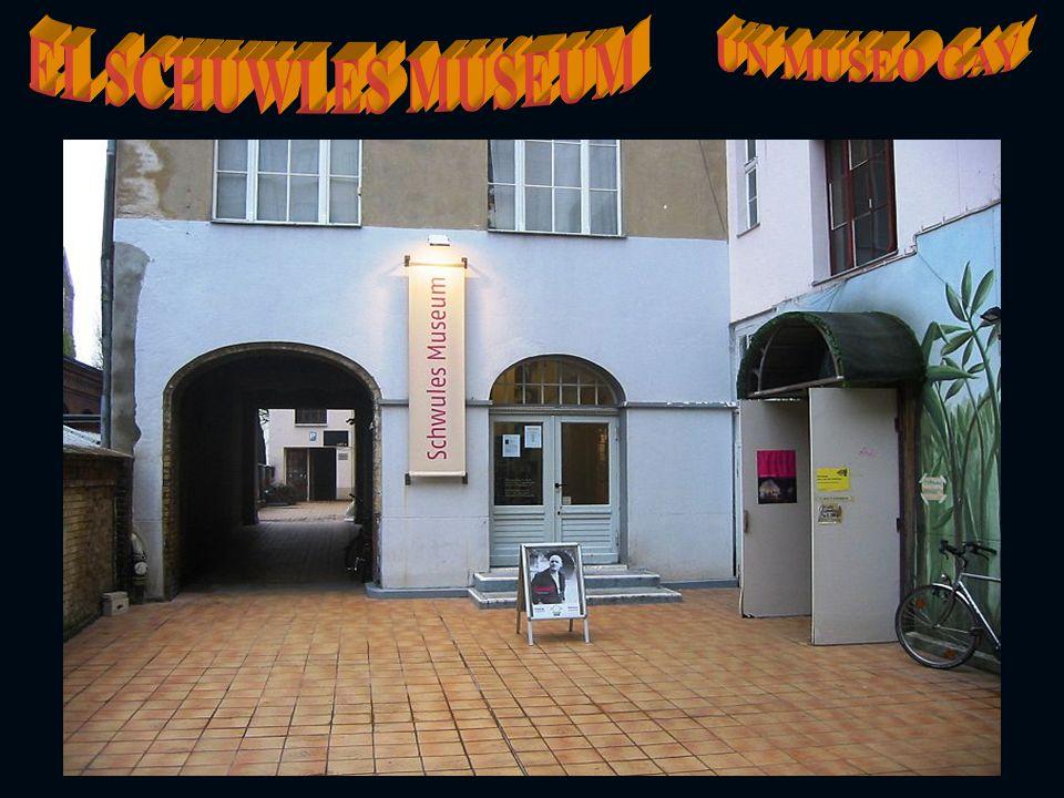 EL SCHUWLES MUSEUM UN MUSEO GAY