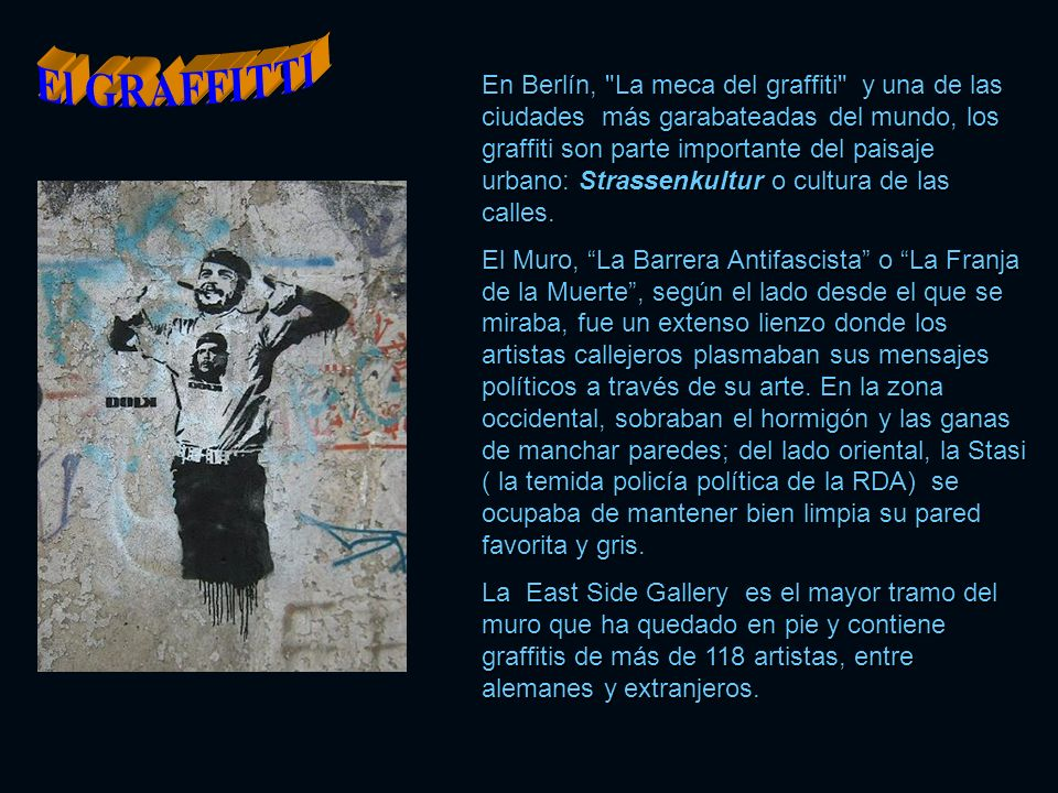 El GRAFFITTI