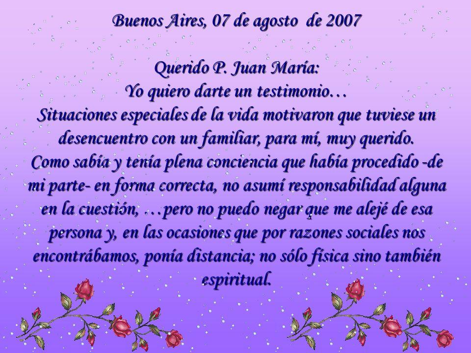 Buenos Aires, 07 de agosto de 2007
