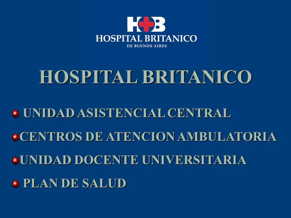 HOSPITAL BRITANICO UNIDAD ASISTENCIAL CENTRAL