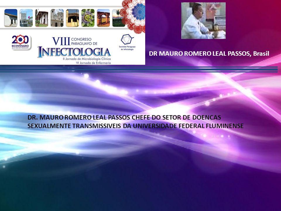 DR MAURO ROMERO LEAL PASSOS, Brasil